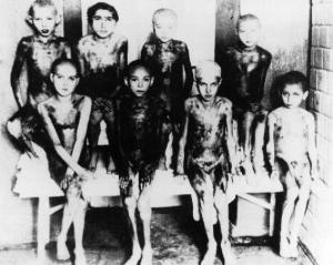 Medical experimentation being done on children.
